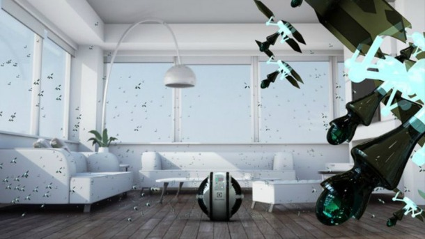 MAD Automated Cleaning System